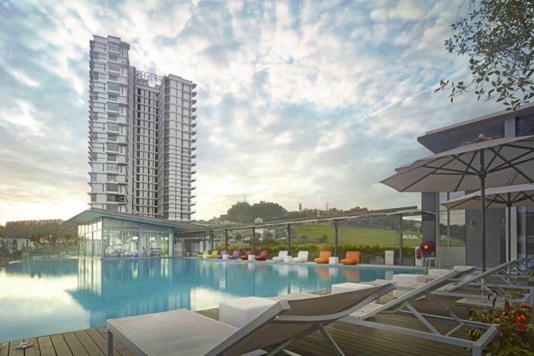You Can Now Live in Terrace House While Enjoying the Facilities Offered by Condo