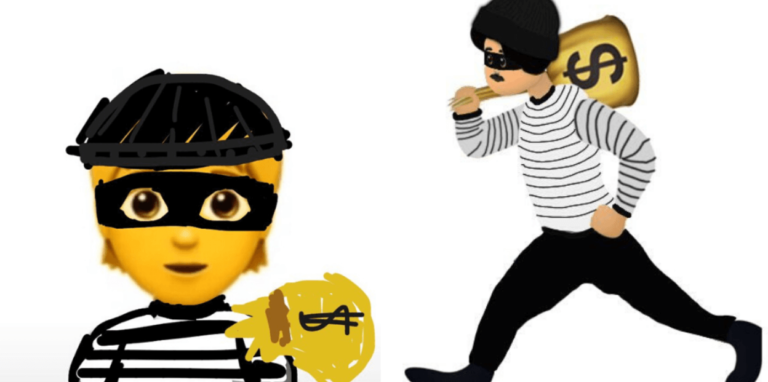 Do Robber Emojis Exist? Here's my Personal Experience